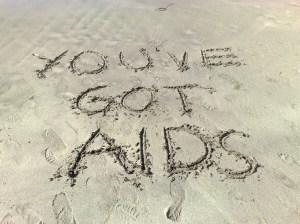 sand aids