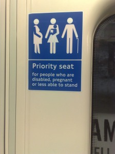 false tube sign